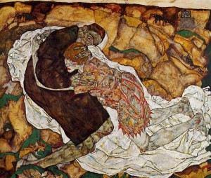 Egon-Schiele-Death-and-the-Maiden