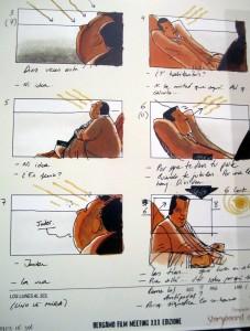 fernando-leon-de-aranoa-mostra-30-bfm-ilunedialsole-storyboard